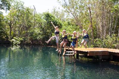 Activities In Rivers And Cenotes 9 of 31