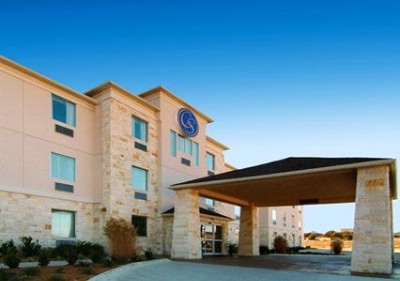 Image of Comfort Suites Killeen