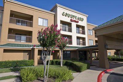 Courtyard Austin Round Rock 2700 Hoppe Trail Round Rock TX 78681