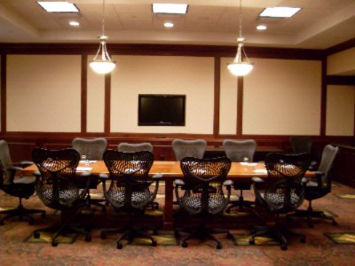 Executive Boardroom 4 of 8