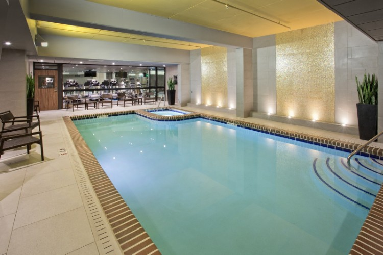 Indoor Swimming Pool W/ Whirlpool 11 of 19