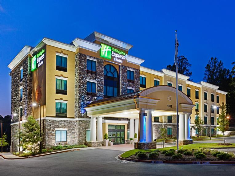 Welcome To The Holiday Inn Express & Suites (Clemson / Seneca Sc Area) 2 of 8