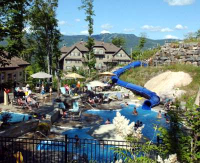 Family Pool With 60ft Water Slide 11 of 16