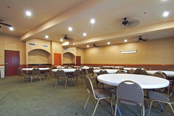 Banquet Hall Seats Up To 80 Guests. 6 of 8