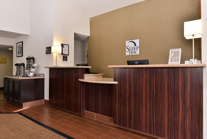 Front Desk And Coffee Station 10 of 29
