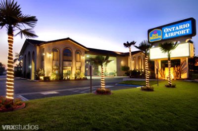 Image of Best Western Ontario Airport