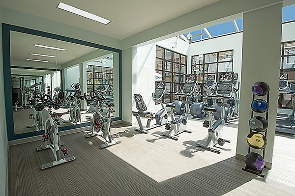 24-Hour Fitness Center 12 of 15