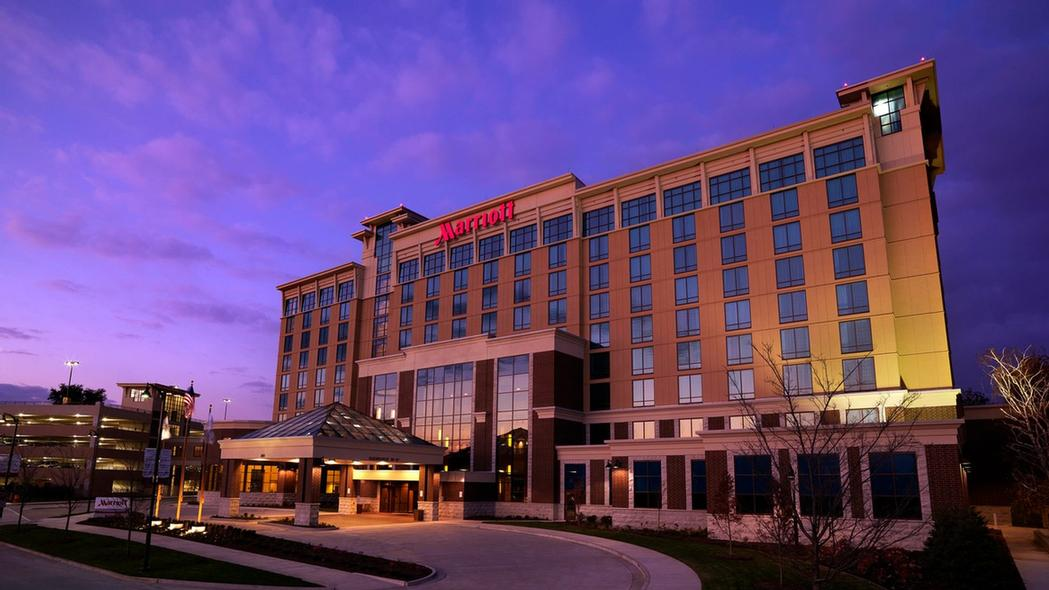Bloomington Normal Marriott Hotel