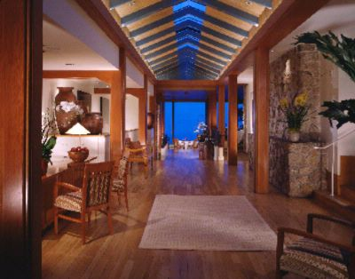 Hyatt Carmel Highlands Lobby At Dusk 6 of 11