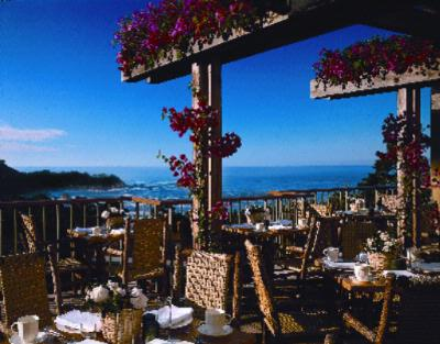 Hyatt Carmel Highlands California Market Patio 8 of 11