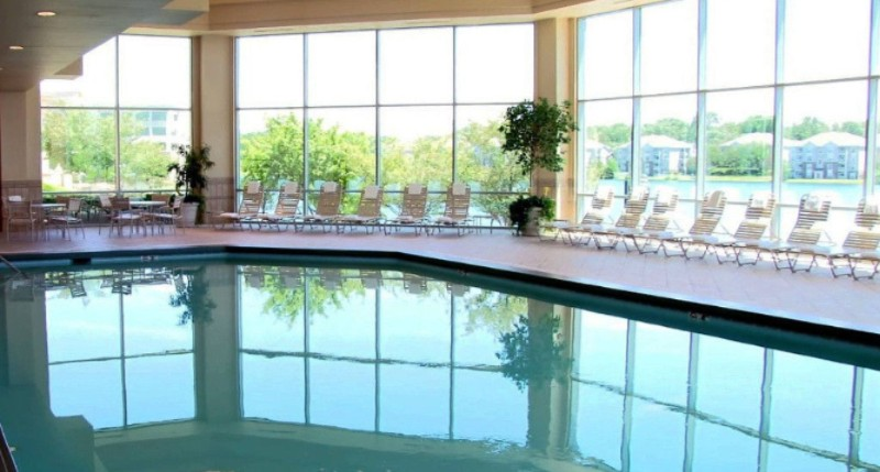 Indoor Pool Lake View 10 of 21