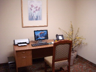 Get Down To Work In Our Business Center 3 of 6