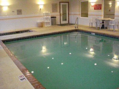 Take A Dip In Our Indoor Pool 4 of 6