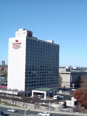 Image of Crowne Plaza Hartford Downtown