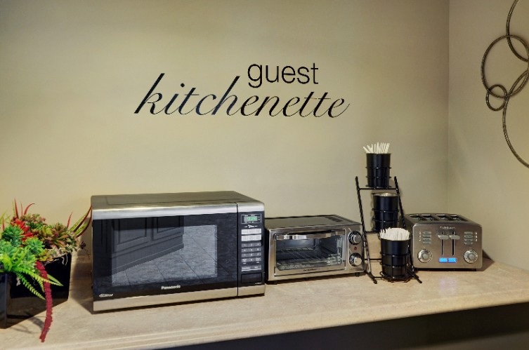 Guest Kitchenette -Located Off The Lobby 11 of 19