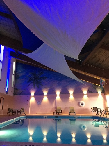 Indoor Heated Salt Water Pool 3 of 10