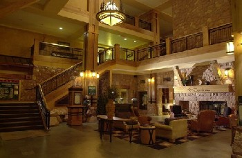 Grand Summit Hotel Lobby 6 of 9