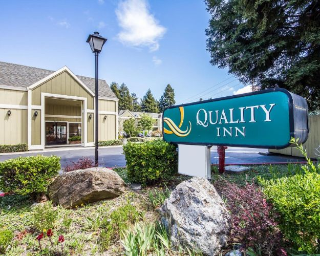 Image of Quality Inn Petaluma