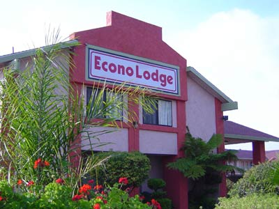 Image of Econo Lodge Anaheim North