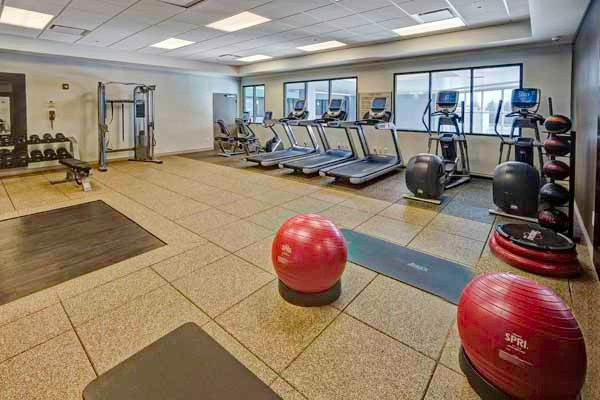 Complimentary Precor Certified Fitness Center 11 of 19