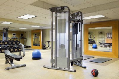 Hilton Fitness Center By Precor 11 of 17