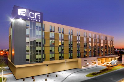 Aloft Austin at the Domain 1 of 16