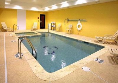 Heated Indoor Pool & Spa 9 of 12