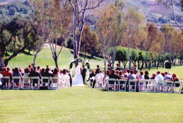 Wedding On The Golf Course 11 of 13