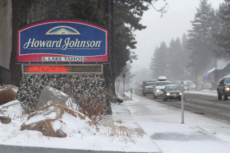 Howard Johnson Express Inn Lake Tahoe 1 of 8