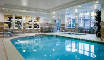 Treat Yourself And Relax In An Indoor Heated Salt-Water Pool And Spa. 5 of 11