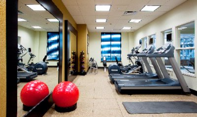 The On-Site Fitness Center Features Precor Cardio And Weight Equipment To Help You Stay Fit With Your Exercise Routine. 6 of 11