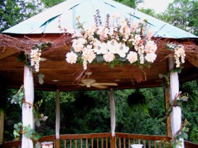 Gazebo For Beautiful Outdoor Weddings 11 of 11
