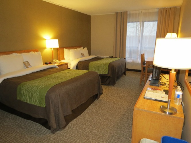 Newly Renovated Double Room 6 of 7