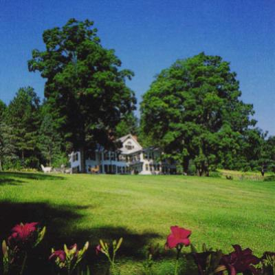 Image of Arlington's West Mountain Inn