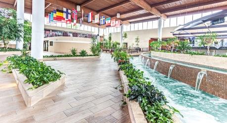 Wyndham Garden Romulus Detroit Metro Airport 9191 Wickham Rd Mi 48174