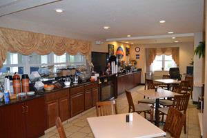 Continental Breakfast Area 4 of 13