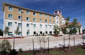 The Brand New Sleep Inn And Suites Round Rock! 13 of 16