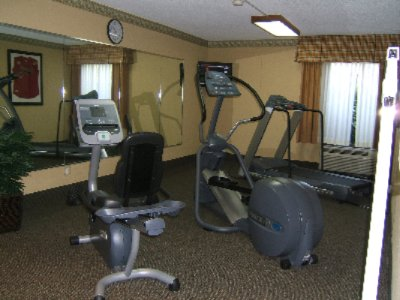 On-site Fitness Center 5 of 5