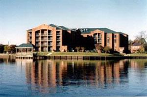 Hotel From Neuse River 2 of 13