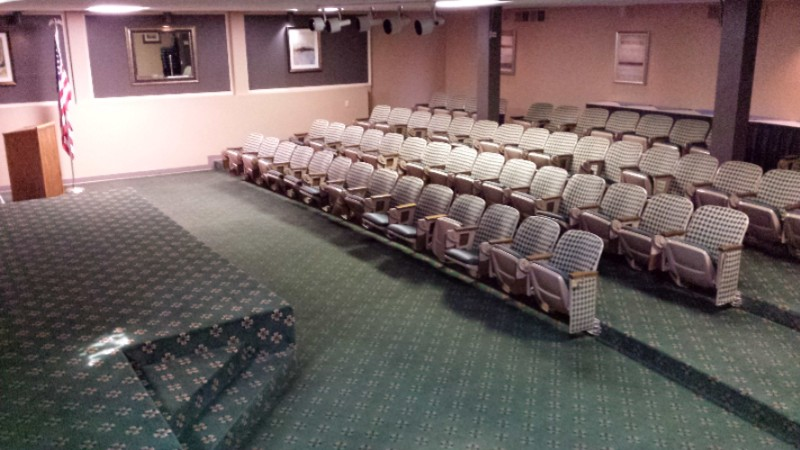 Theatre/seminar Room 8 of 12