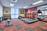 Keep Up With Your Fitness Routine With Our State-Of-The-Art Treadmills Elliptical Recumbent Bike And Free Weights! 7 of 11