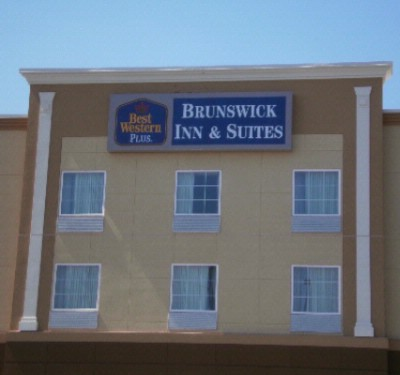 Best Western Plus Brunswick Inn & Suites 1 of 10