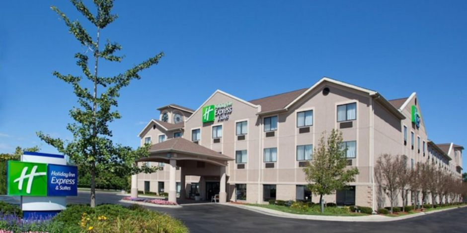 Holiday Inn Express & Suites Belleville 1 of 16