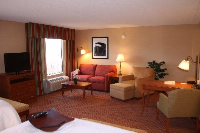 Relax And Enjoy The Tv In Our Extra Roomy Suites 7 of 21