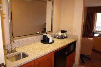 Suites Come With Mini Fridge Microwave And Sink With Plenty Of Cupboard Space 4 of 21