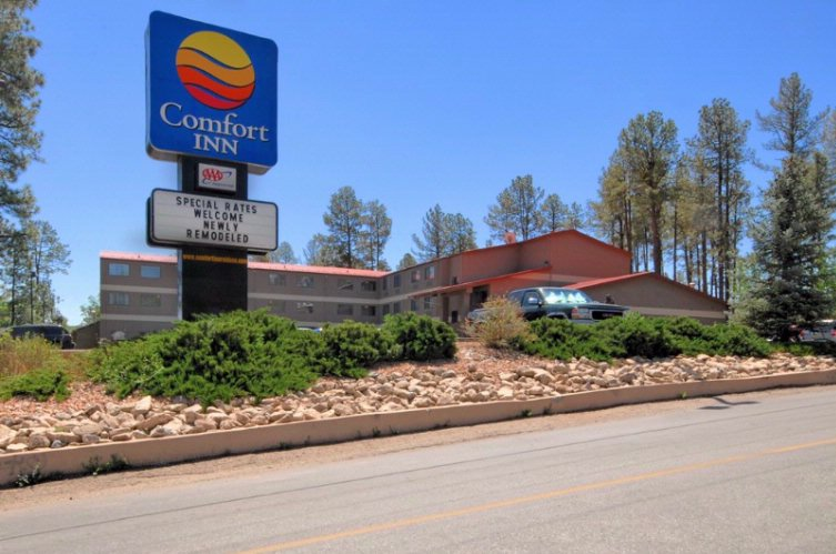 Comfort Inn Midtown Ruidoso 1 of 31