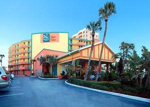Daytona Lexington Inn Suites 2323 South Atlantic Ave Beach Ss Fl 32118
