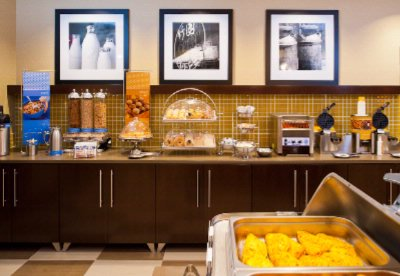 Complimentary Hot Breakfast Buffet 3 of 15