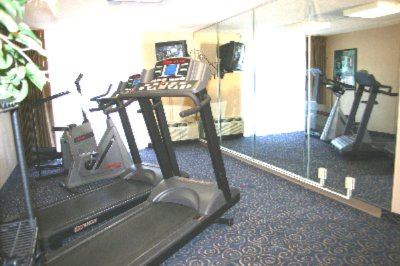 Complimentary Fitness Center 10 of 10