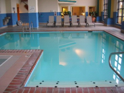 Indoor Heated Pool 4 of 9
